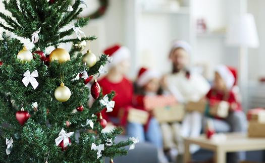 ¡Oh, diferente Navidad!